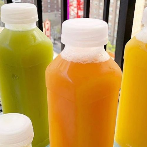 Cold Pressed Juice - Life Bistro