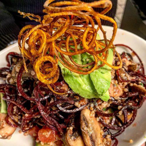 Purple Rain Beet Salad - Life Bistro