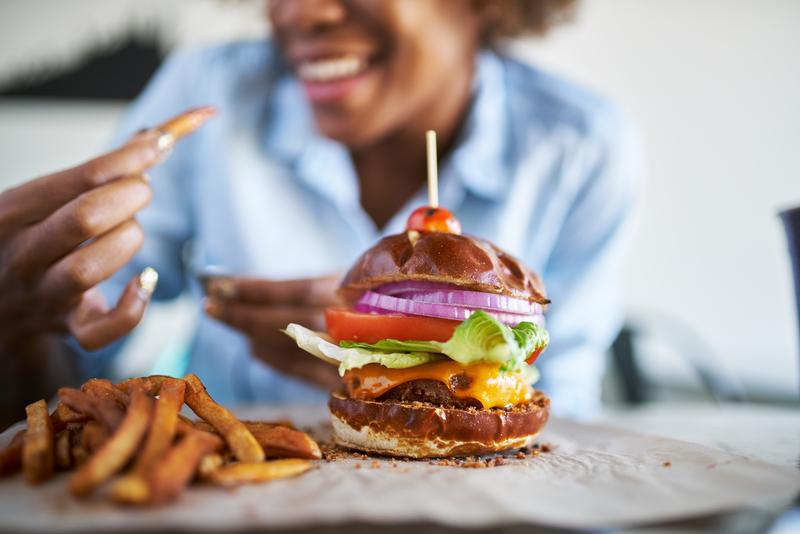 black owned vegan restaurant