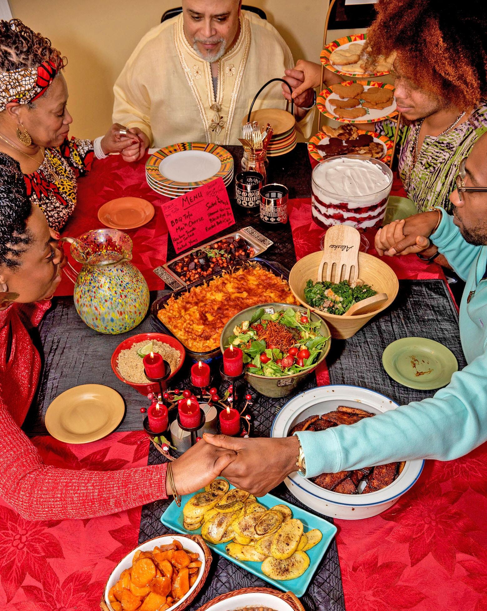 Life Bistro Family Celebrates Kwanzaa
