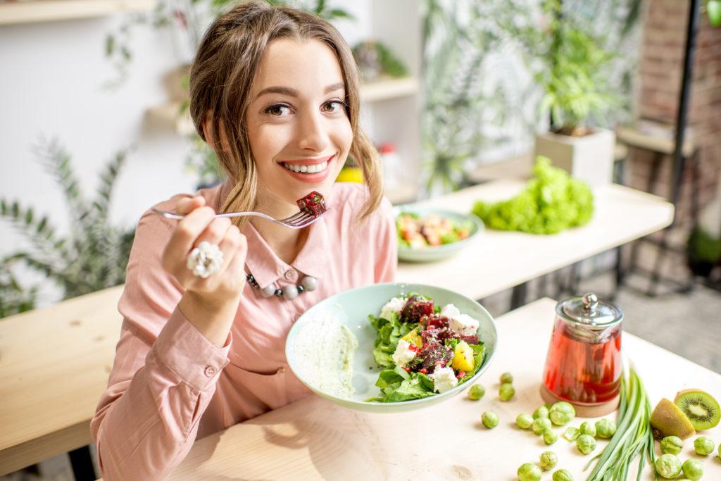 vegan diet benefits