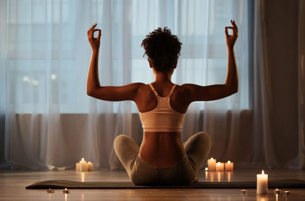 Meditation Can Boost Your Mental Health